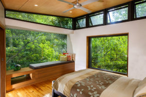 waterfall gully Bedroom